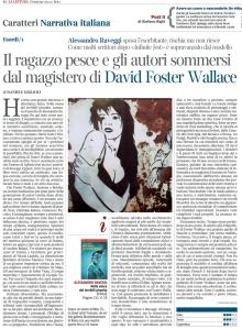 Giglioli RAVEGGI LaLettura Corriere 20 gennaio