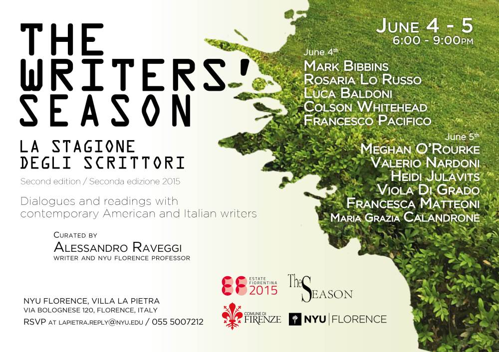 The Writers Season Poster Final