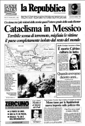 Repubblica19.9.85
