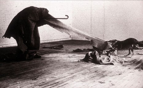 Joseph Beuys and Coyote
